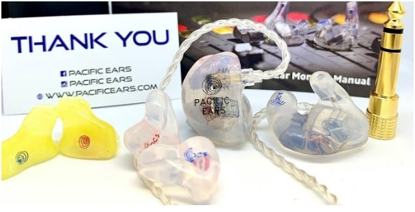 Pacific Ears hearing protection products