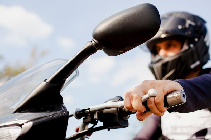 Custom Hearing Protection for Motorbiking